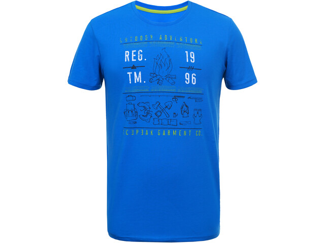 Icepeak Bartlett T-Shirt Men royal blue